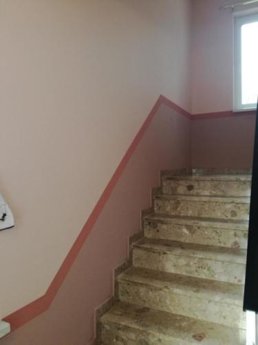 Treppenhaus Renovierung 2